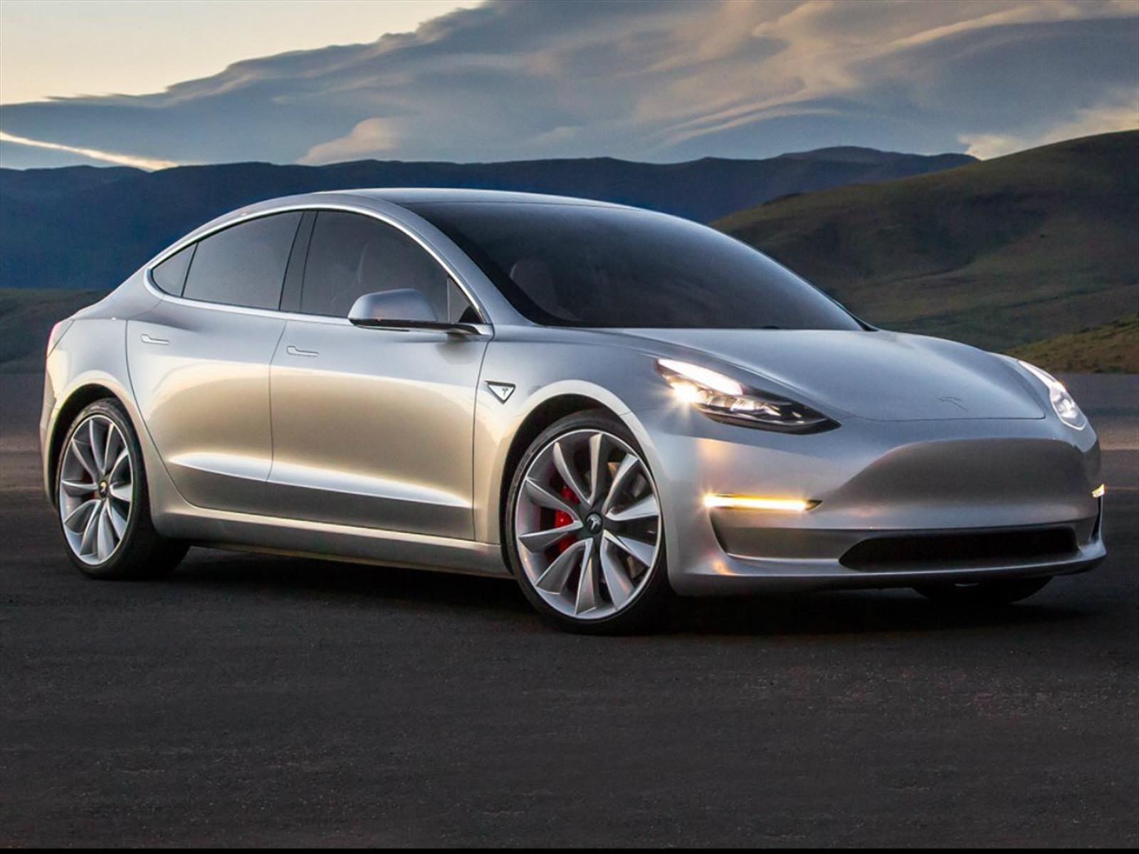 Los primeros Tesla Model 3 son entregados