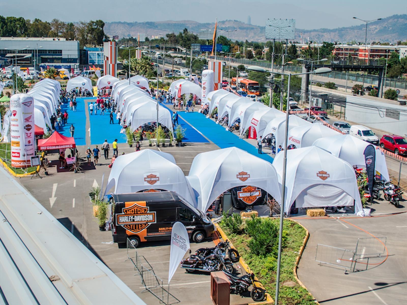 Expo Motos calienta motores para su quinta edición