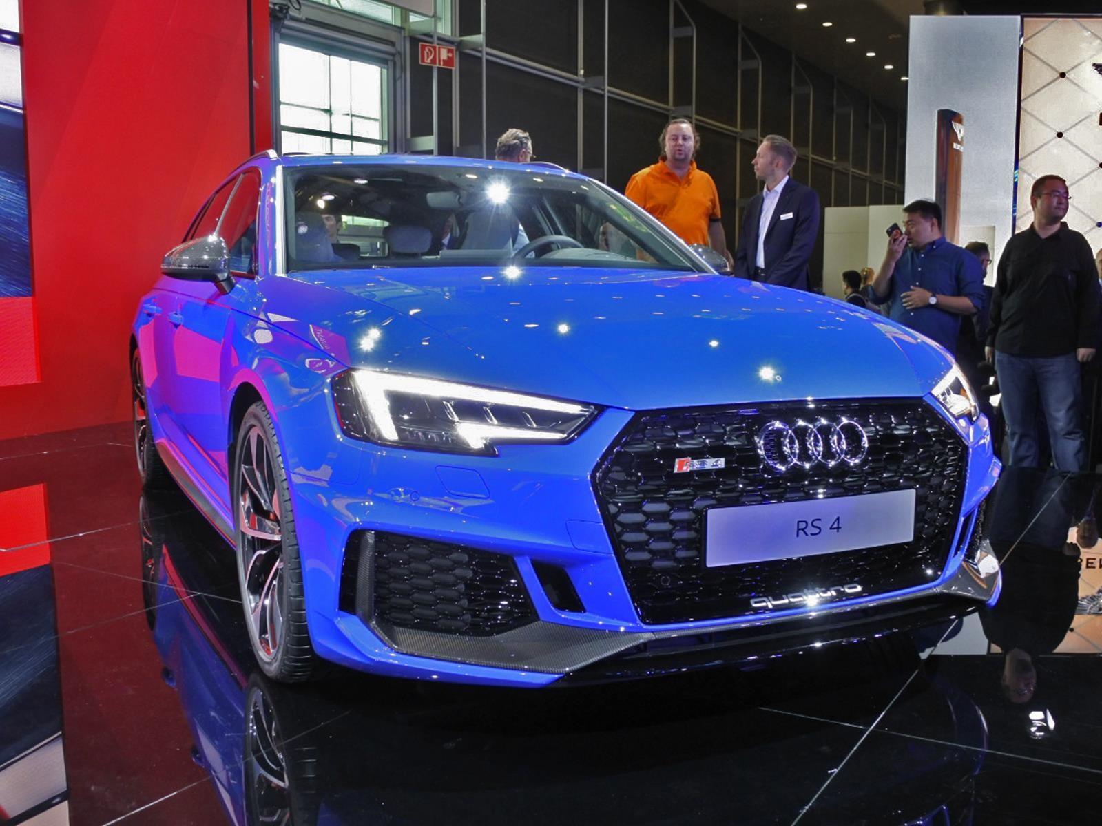 Audi RS4 Avant, deportividad al estilo de los cuatro aros