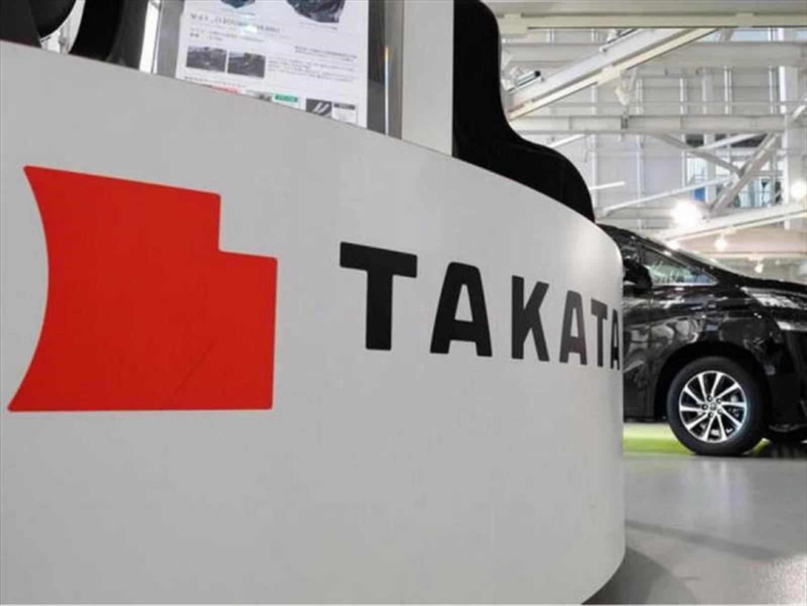 BMW, Mazda, Subaru y Toyota pagarán $553 millones de dolares por los airbags de Takata