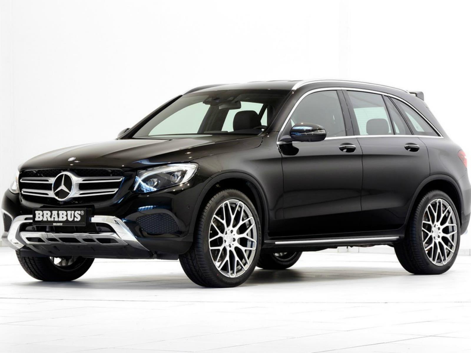 Brabus mete mano a los Mercedes-Benz GLC y GLC Coupé