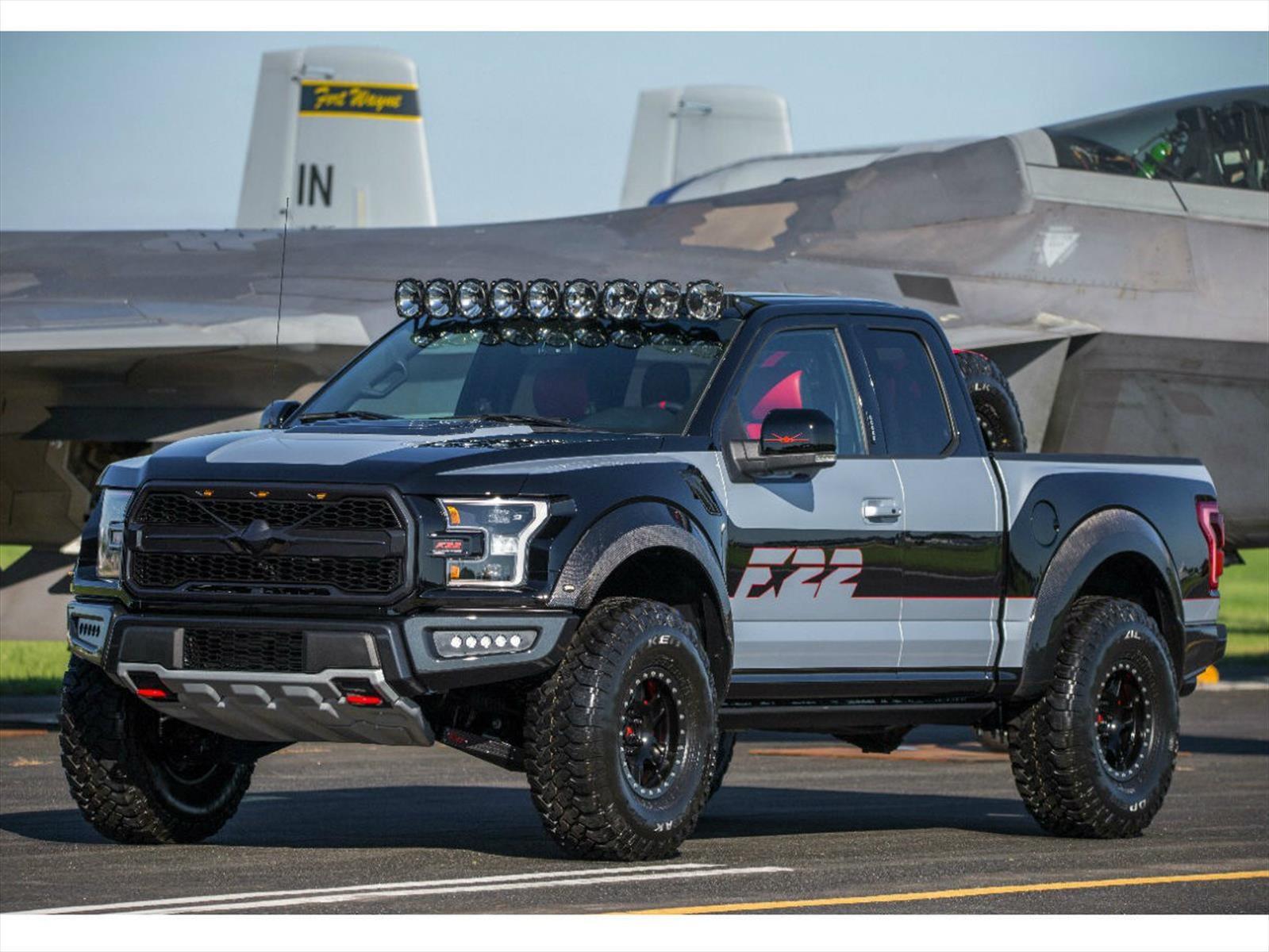 Ford F-22 Raptor fue vendido en más de $5 millones de pesos