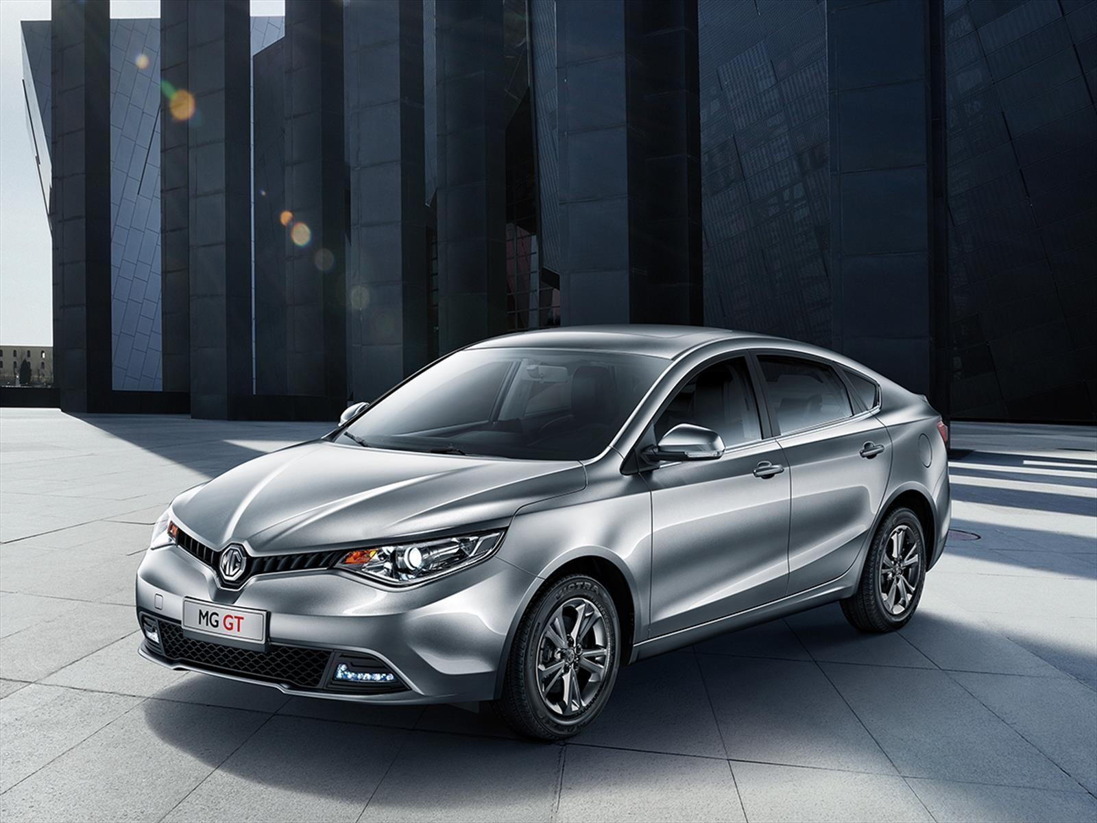 MG GT entra al Top 10 de sedanes medianos en Chile