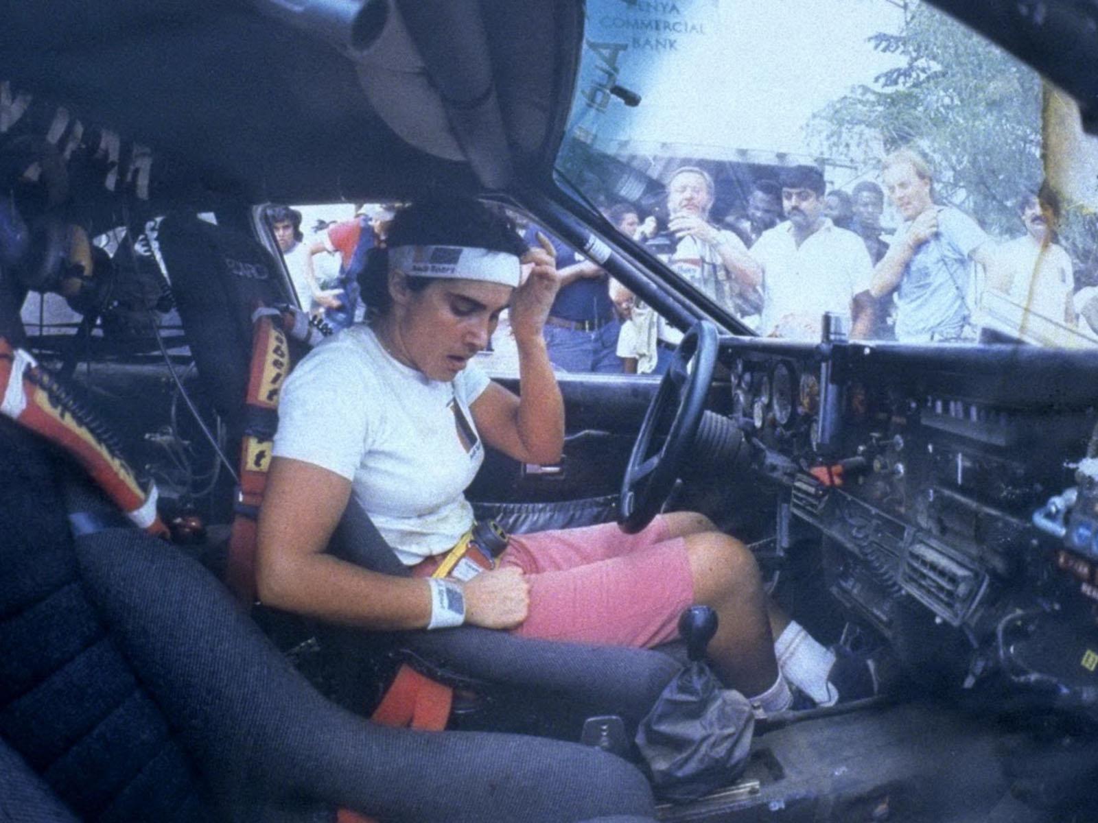 Mujeres que hicieron historia en el automovilismo
