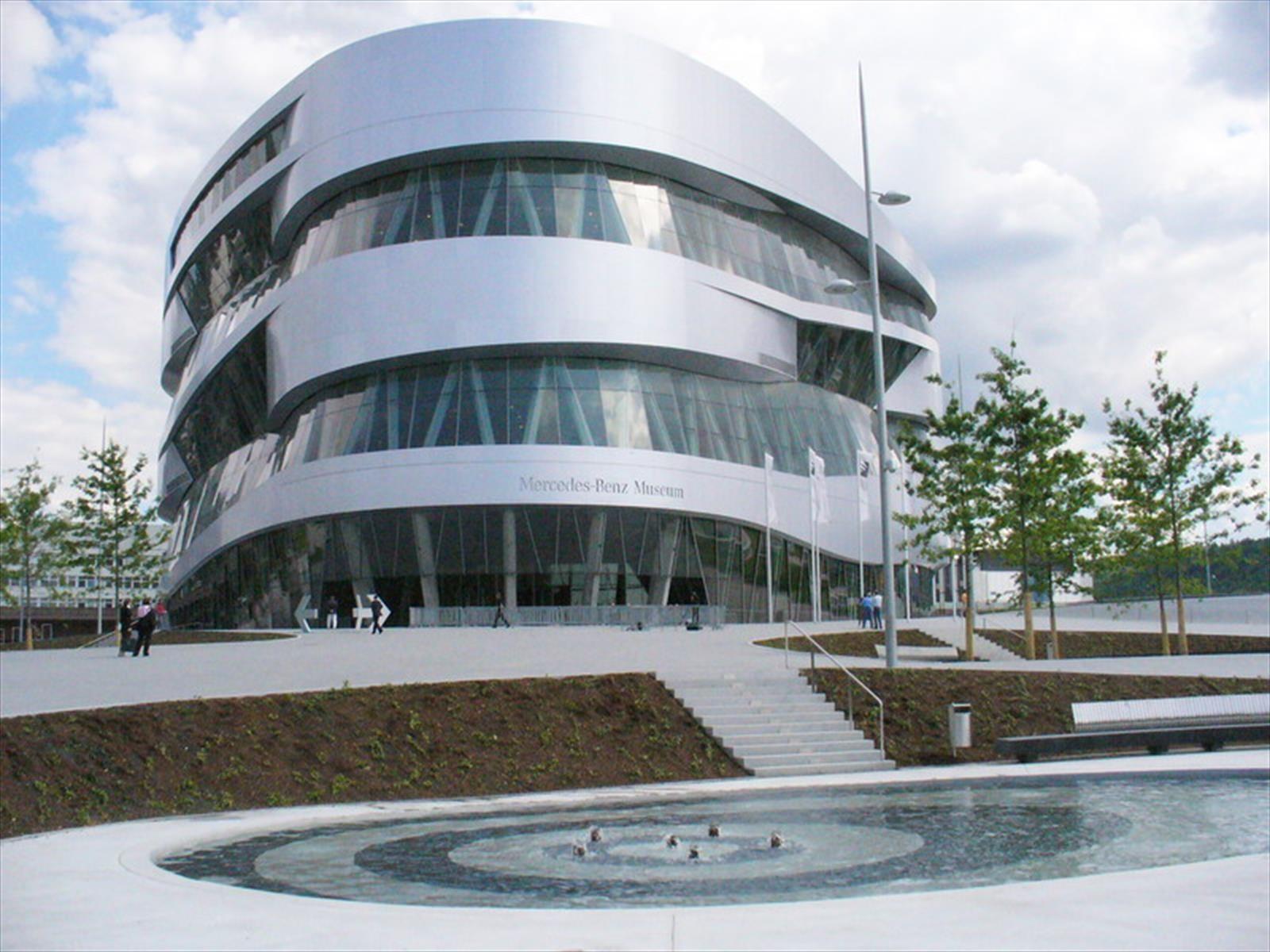 Museo Mercedes-Benz, donde revives la historia del automóvil