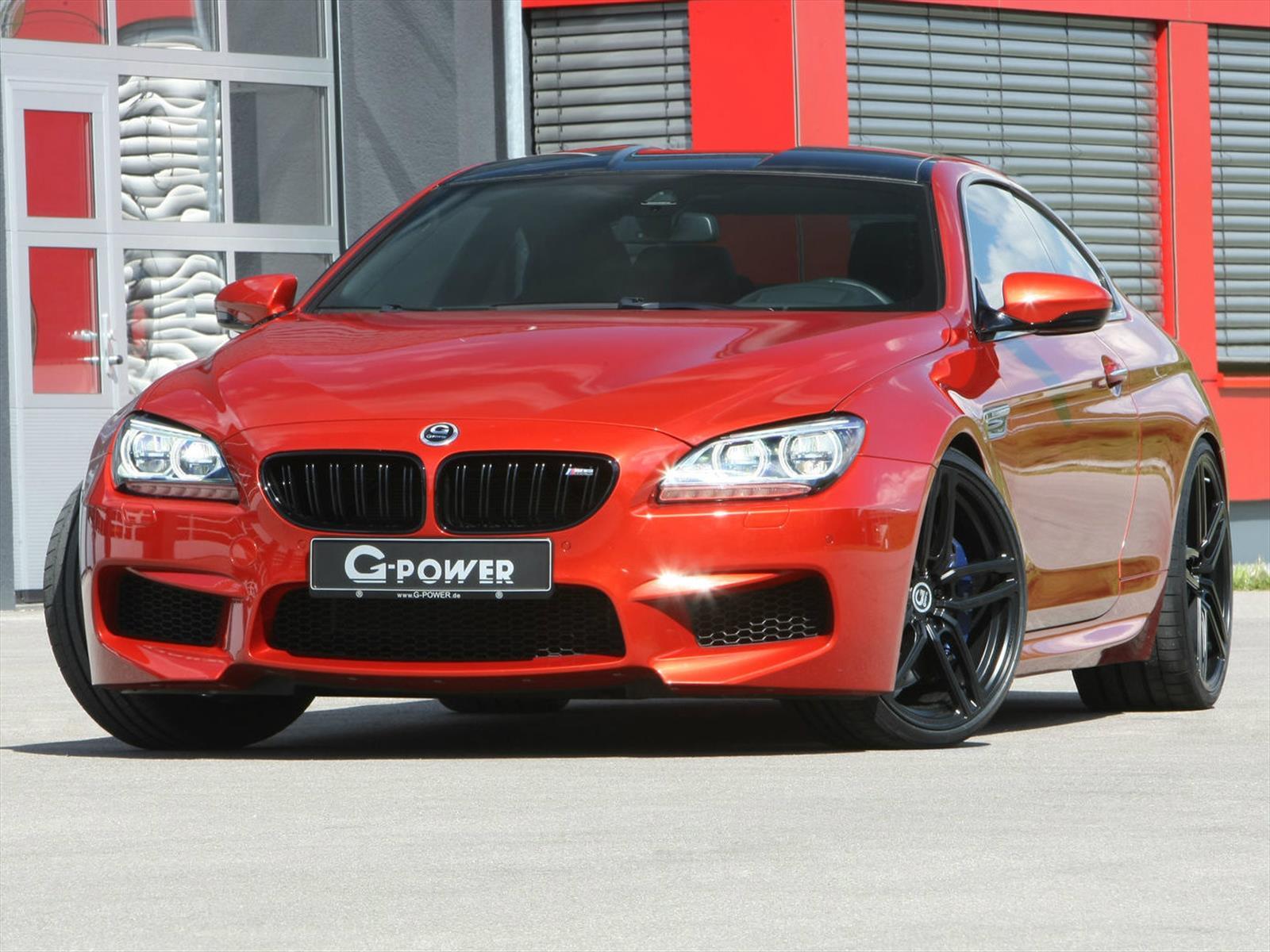 BMW M6 Coupe por G-Power, un Gran Turismo fortalecido