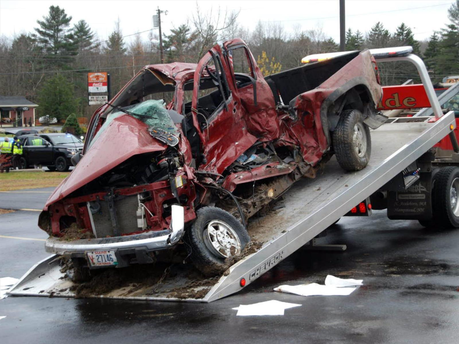 La mayoría de los accidentes viales mortales sólo involucran un vehículo