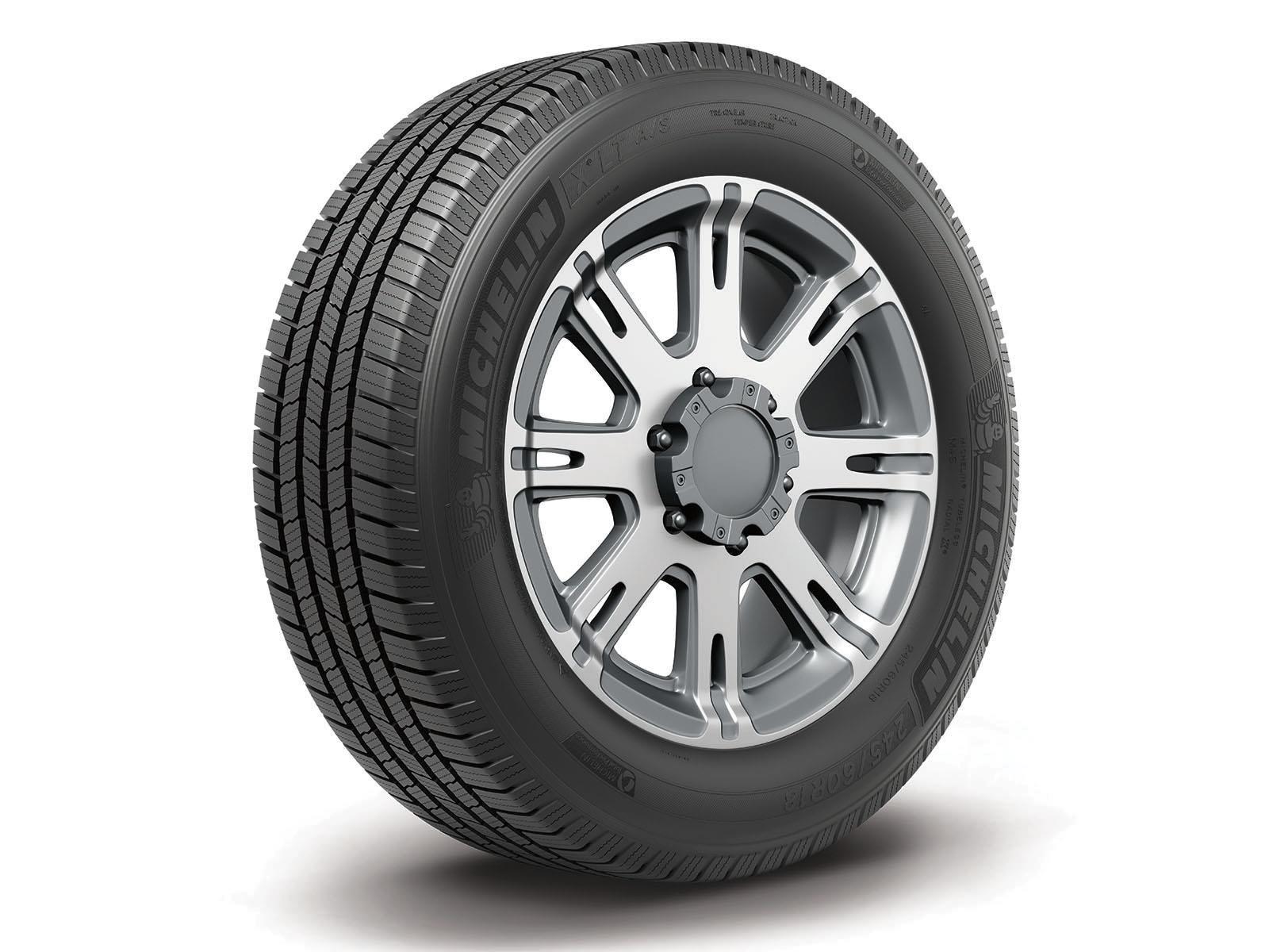 Nuevos Michelin X LT A/S, ideal para nuestros caminos