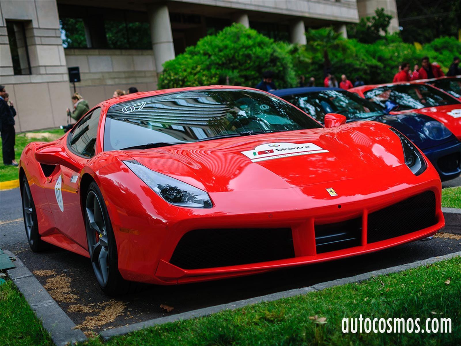 Primer Incontro Sudamérica Ferrari reunirá a usuarios de toda la región en Punta del Este