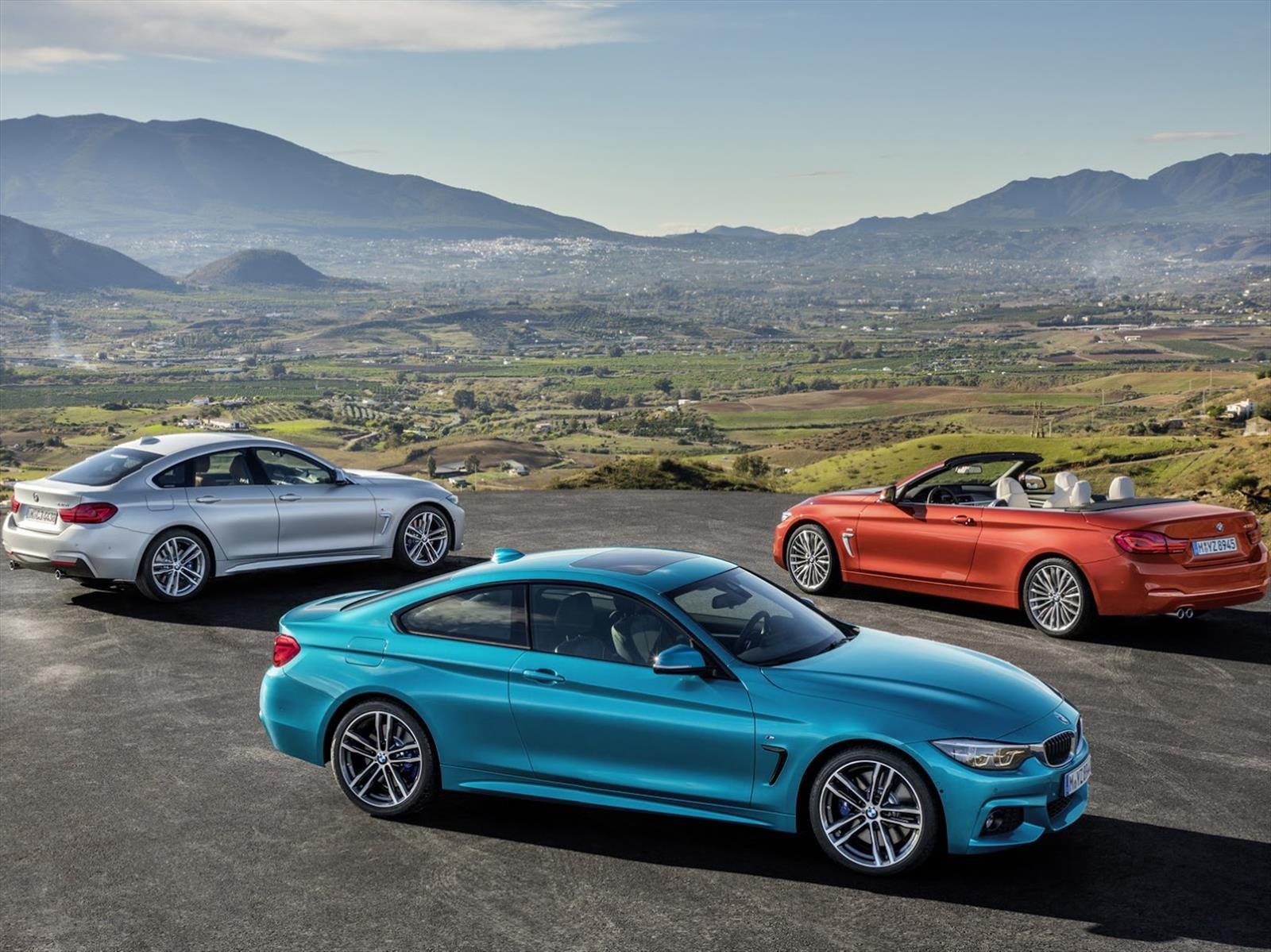 BMW Serie 4 2018, revisiones y cambios discretos
