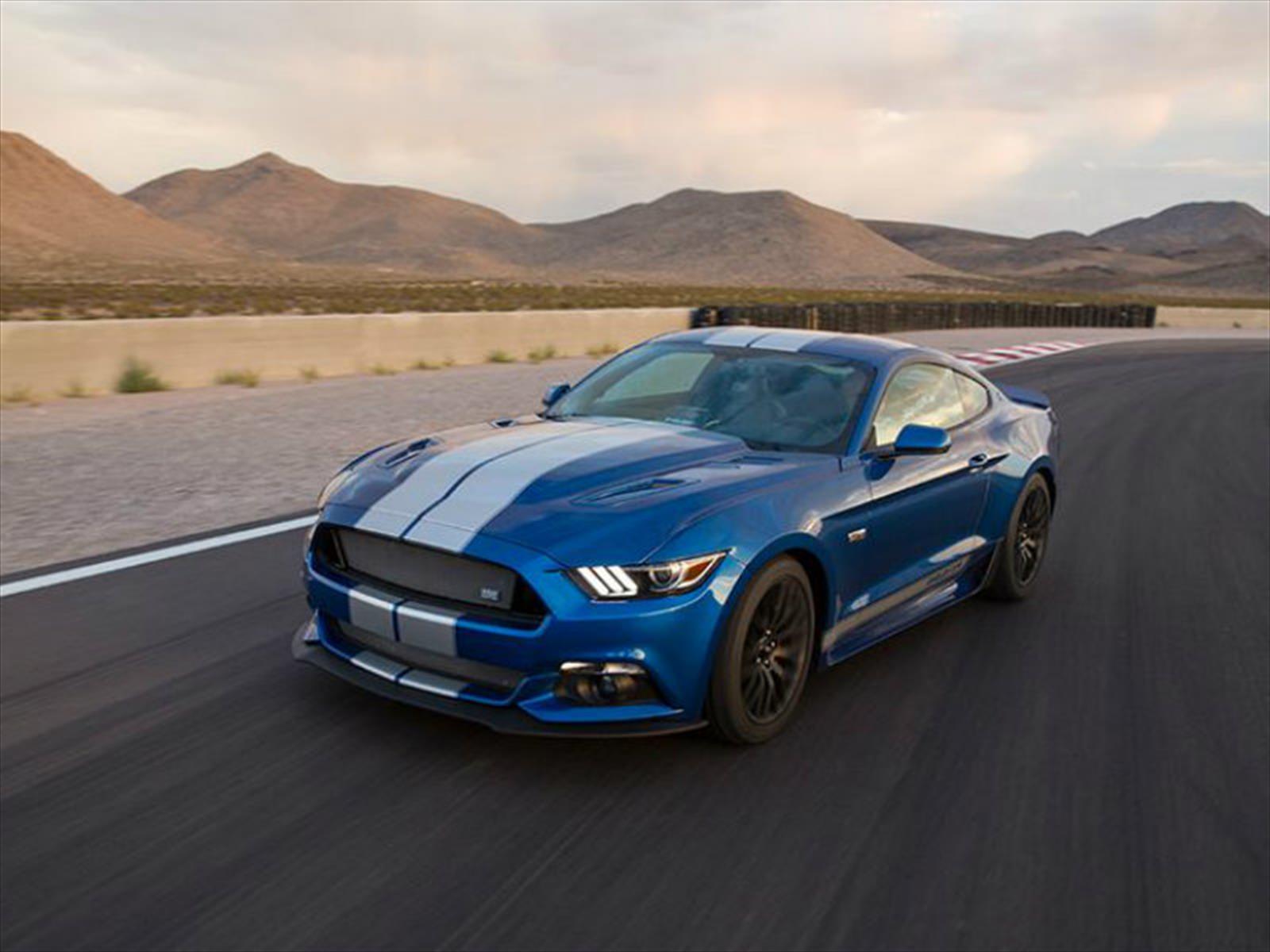 Shelby GTE 2017, un Mustang con más desempeño