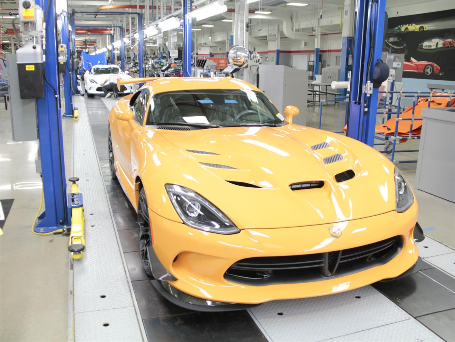 Dodge Viper se despide