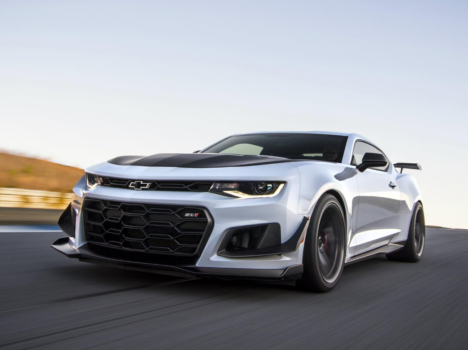 Chevrolet Camaro ZL1 1LE Extreme Track Performance debuta