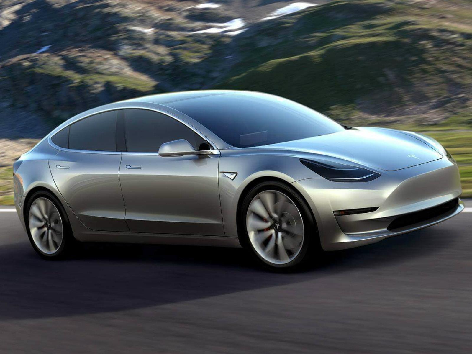 El Tesla Model 3, el nuevo anti Serie 3 eléctrico