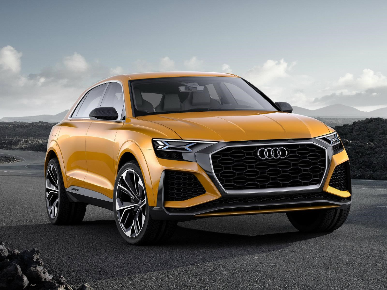 La familia Q de Audi agregará nuevos modelos