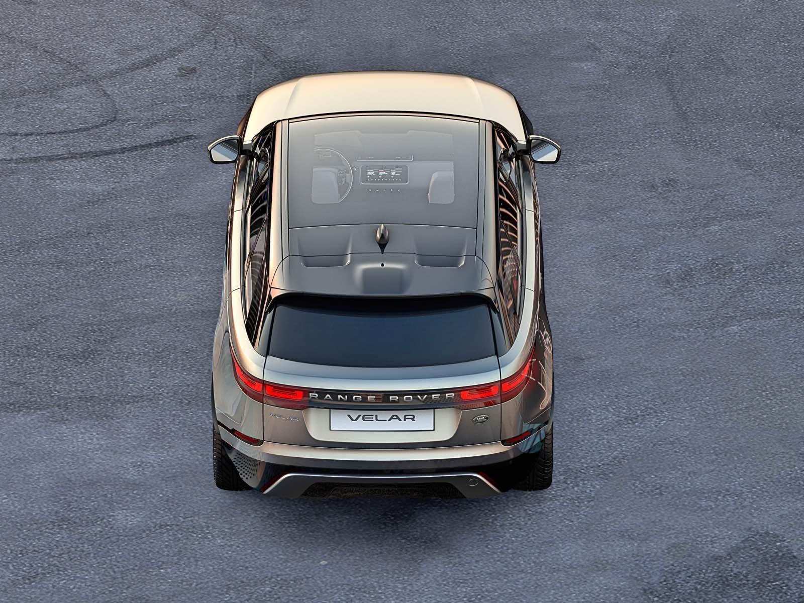 La familia Range Rover crece con el nuevo Velar