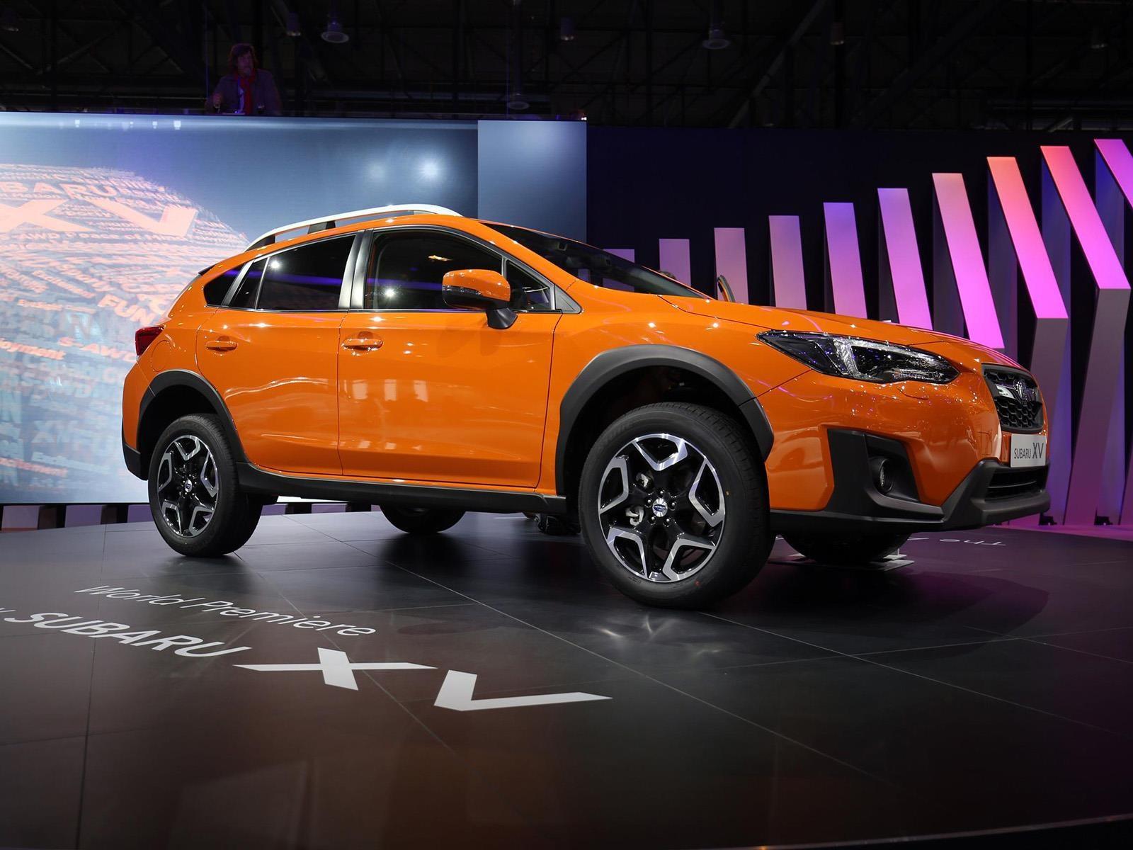 Subaru XV presenta su tercera generación