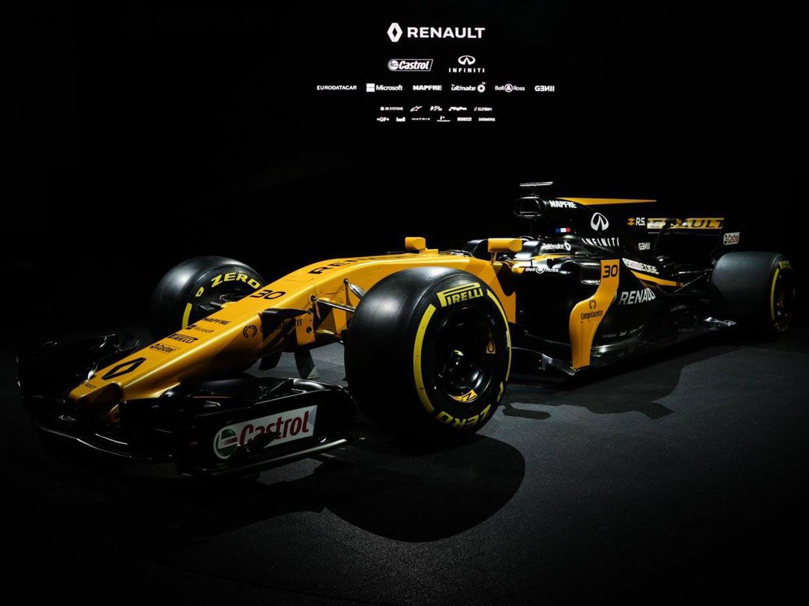 F1 2017: Renault y su esperanza en el RS17
