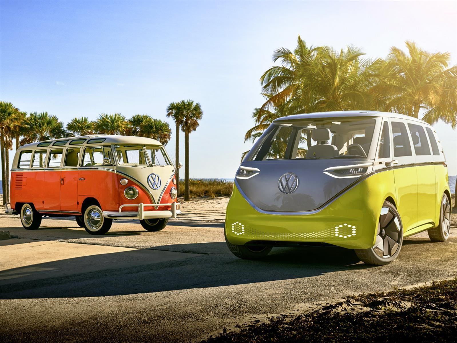 Alegría NeoHippie: Vuelve la Volkswagen Kombi