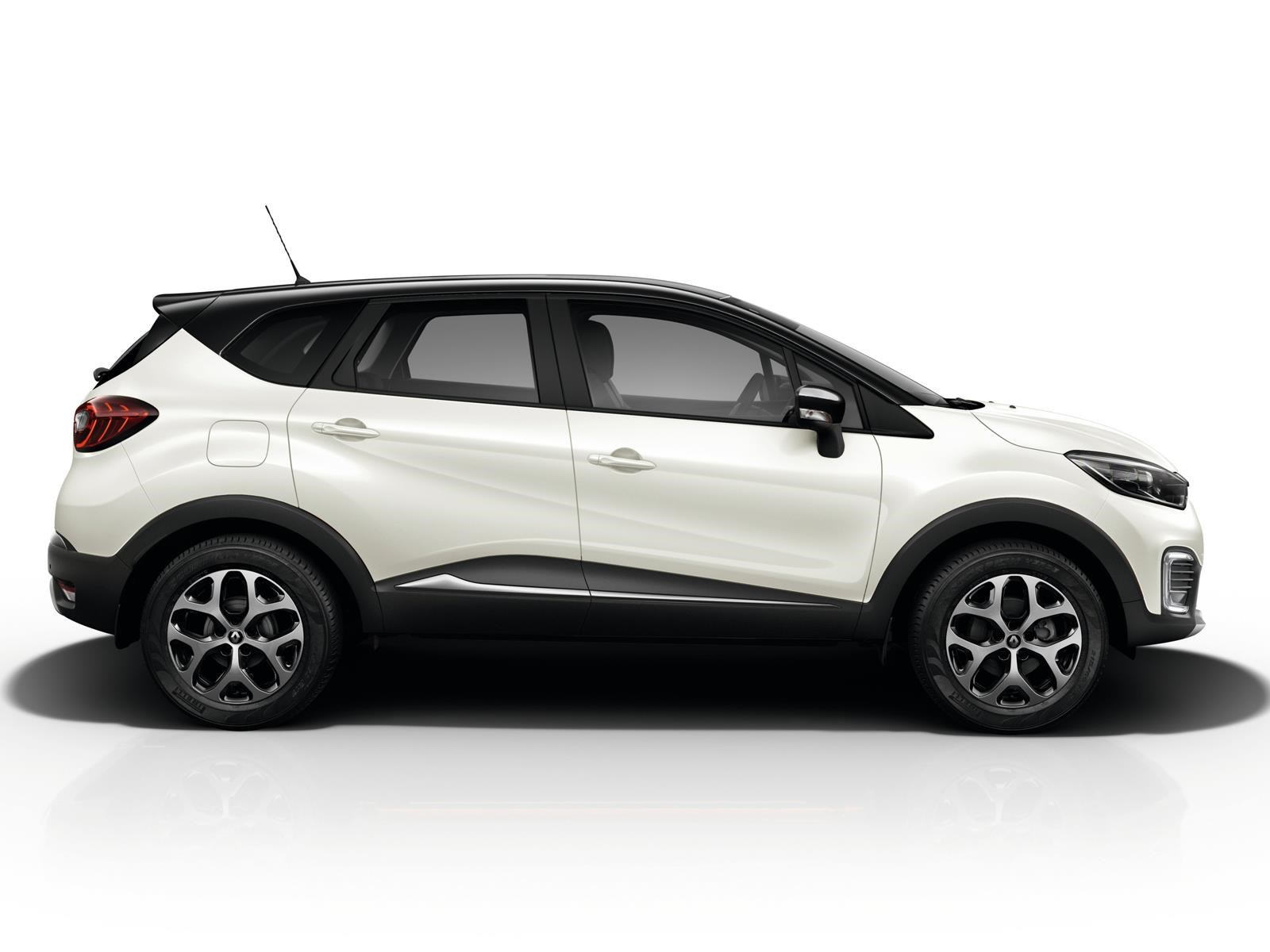 Renault Captur 2018 se presenta
