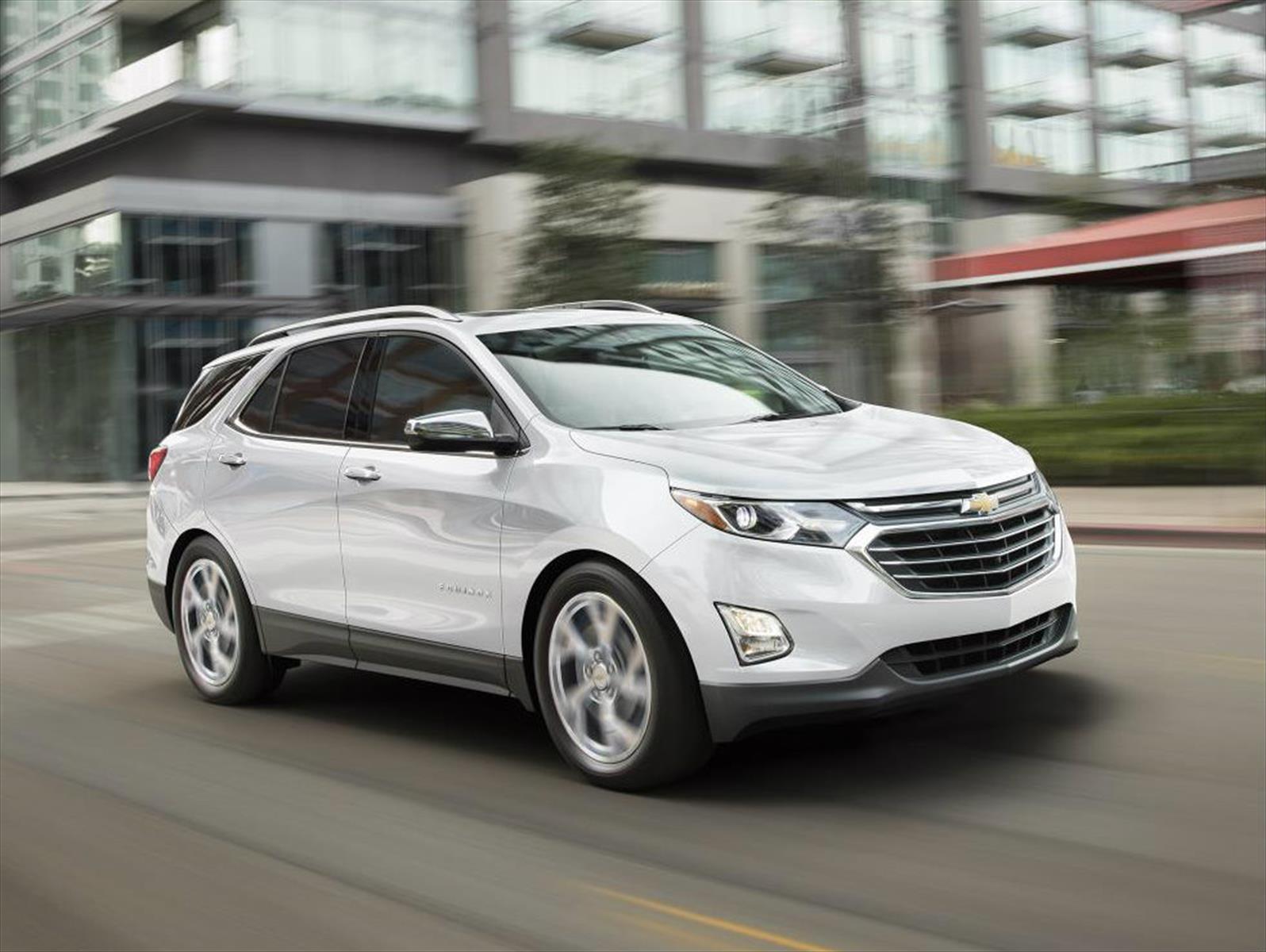 Chevrolet Equinox Diesel 2018 supera en eficiencia a sus rivales híbridos