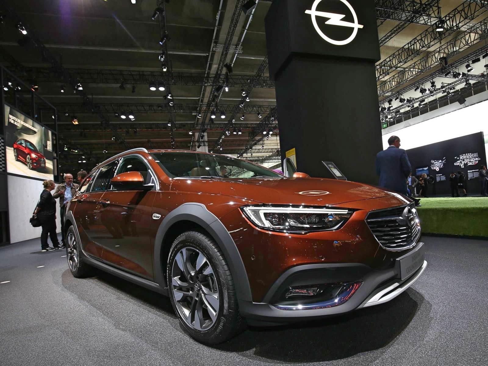 Opel Insignia Country Tourer una station wagon para recorrer el mundo