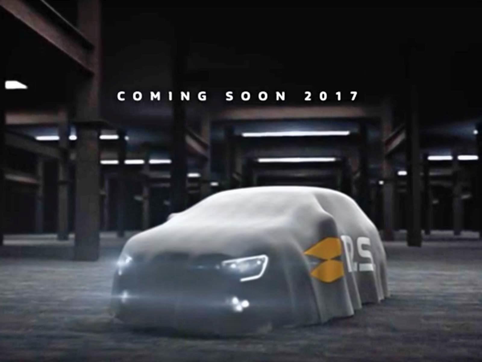 El nuevo Renault Mégane RS aterriza este año