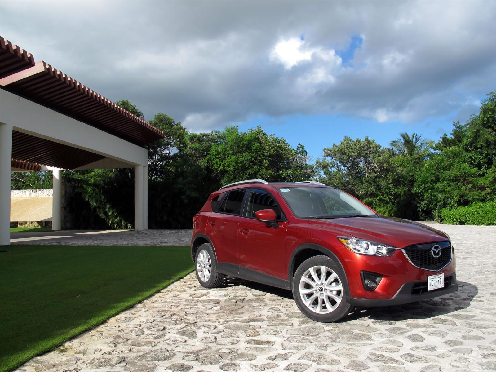 Mazda CX-5 2013 llega a México en $382,900 pesos