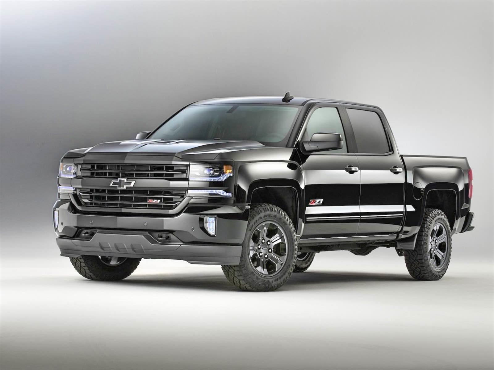 Chevrolet vuelve a traer la Silverado Midnight Edition