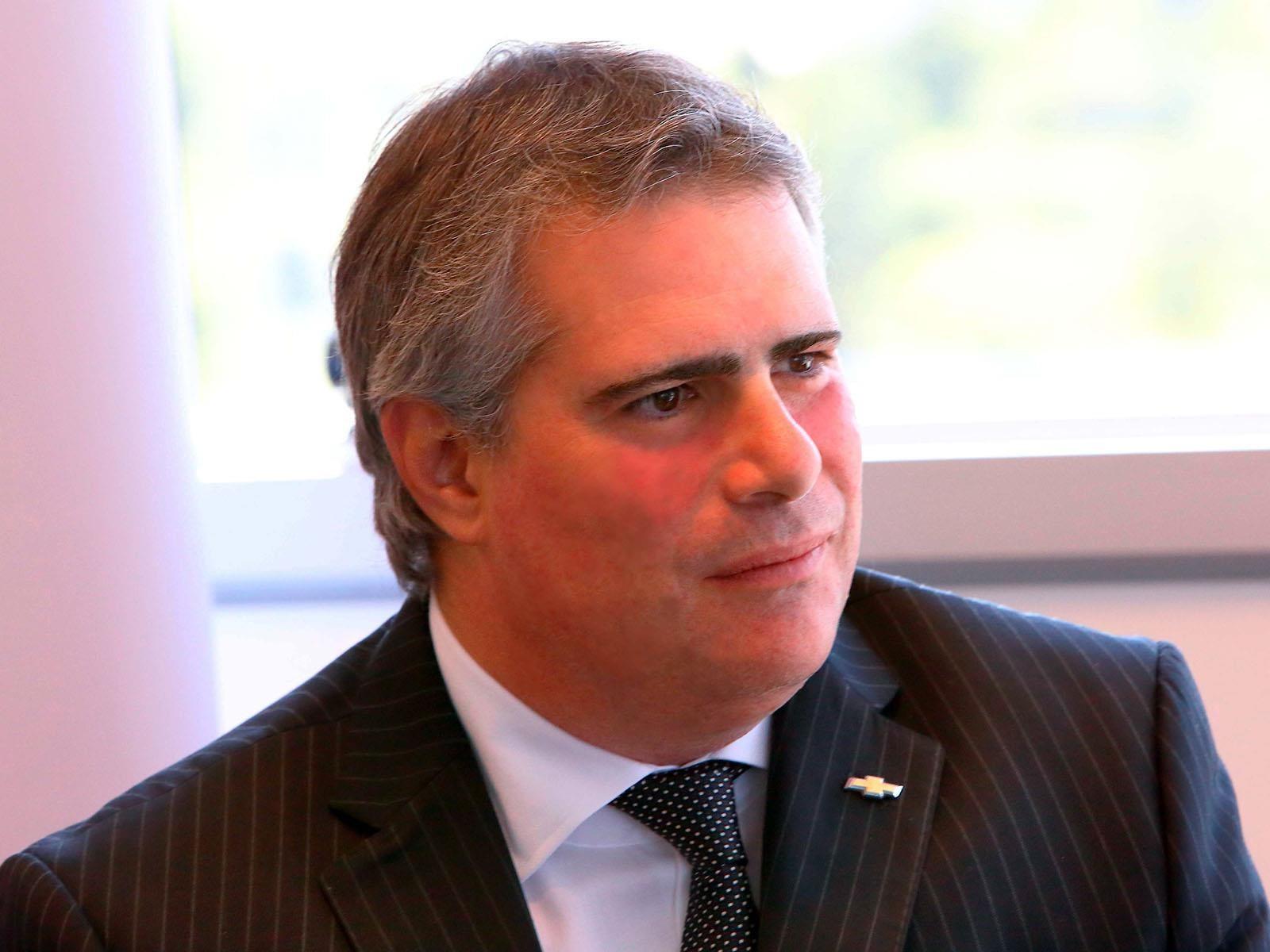 Nueva organización para General Motors en Sudamérica