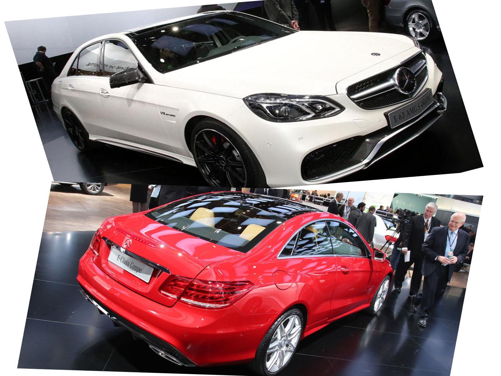 Mercedes-Benz renueva la Clase E en el Salón de Buenos Aires