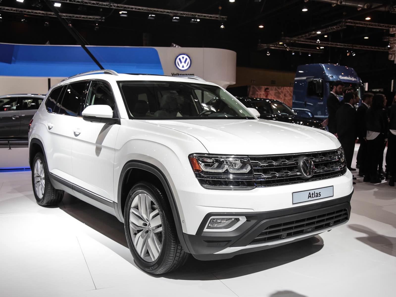 Novedades de Buenos Aires: Volkswagen Atlas