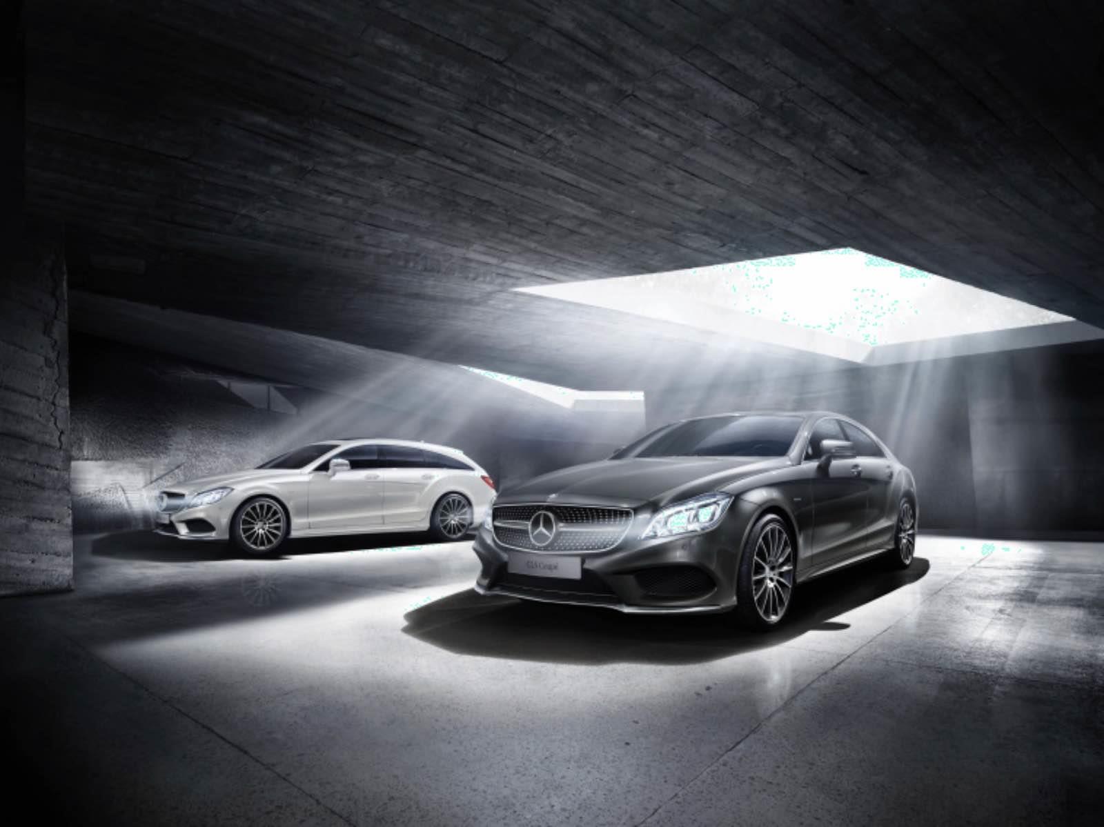 Mercedes-Benz CLS Final Edition: despedida digna