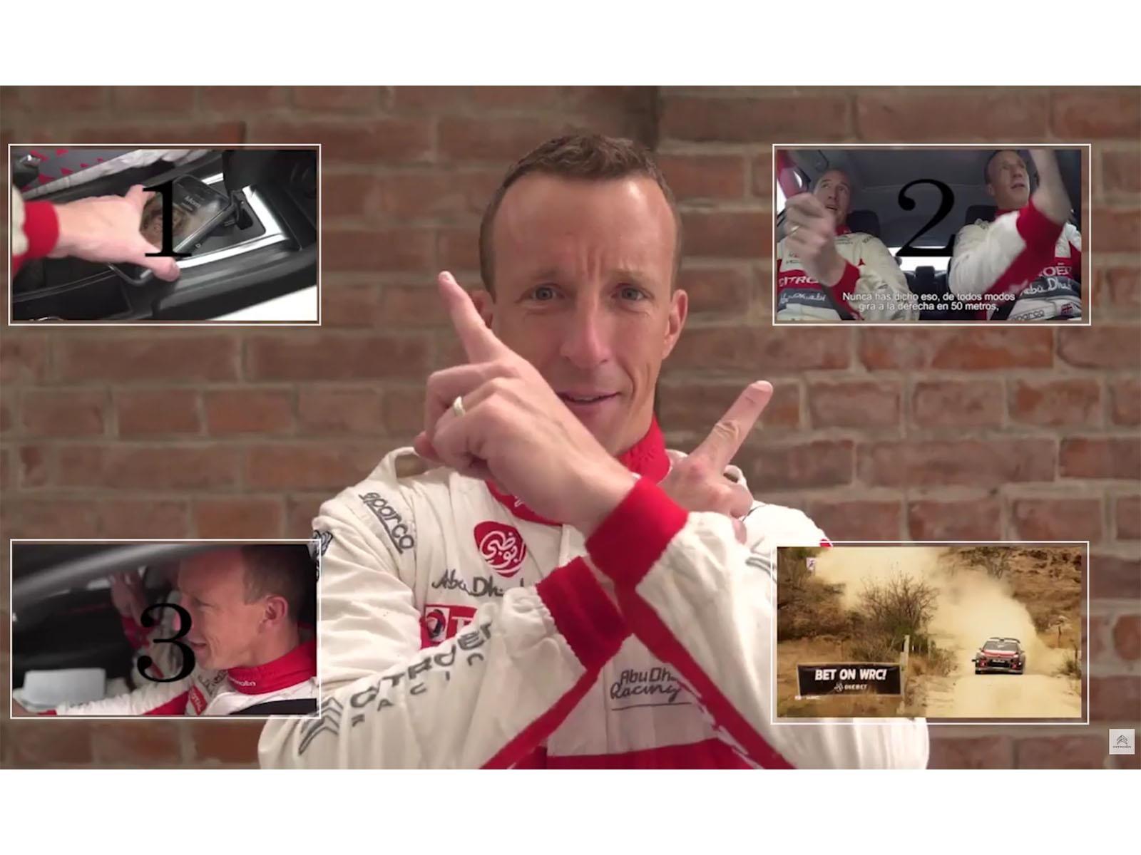 WRC 2017: ¿Qué pasó con Citroën en México?