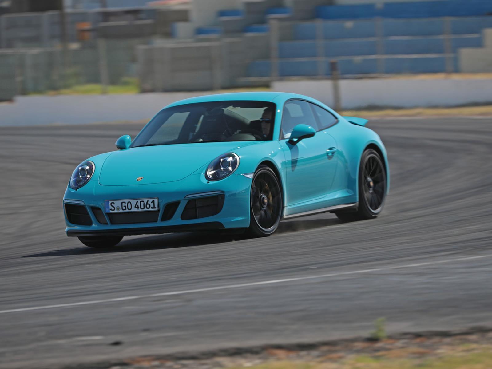 Probamos el Porsche 911 GTS 2018 en Sudáfrica