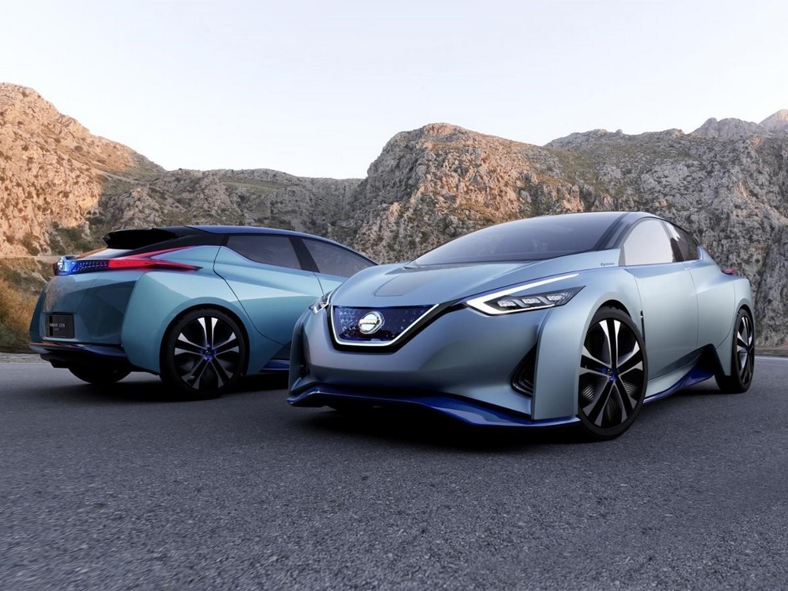 Nissan Intelligent Mobility anticipa un futuro autónomo y eléctrico para la marca japonesa