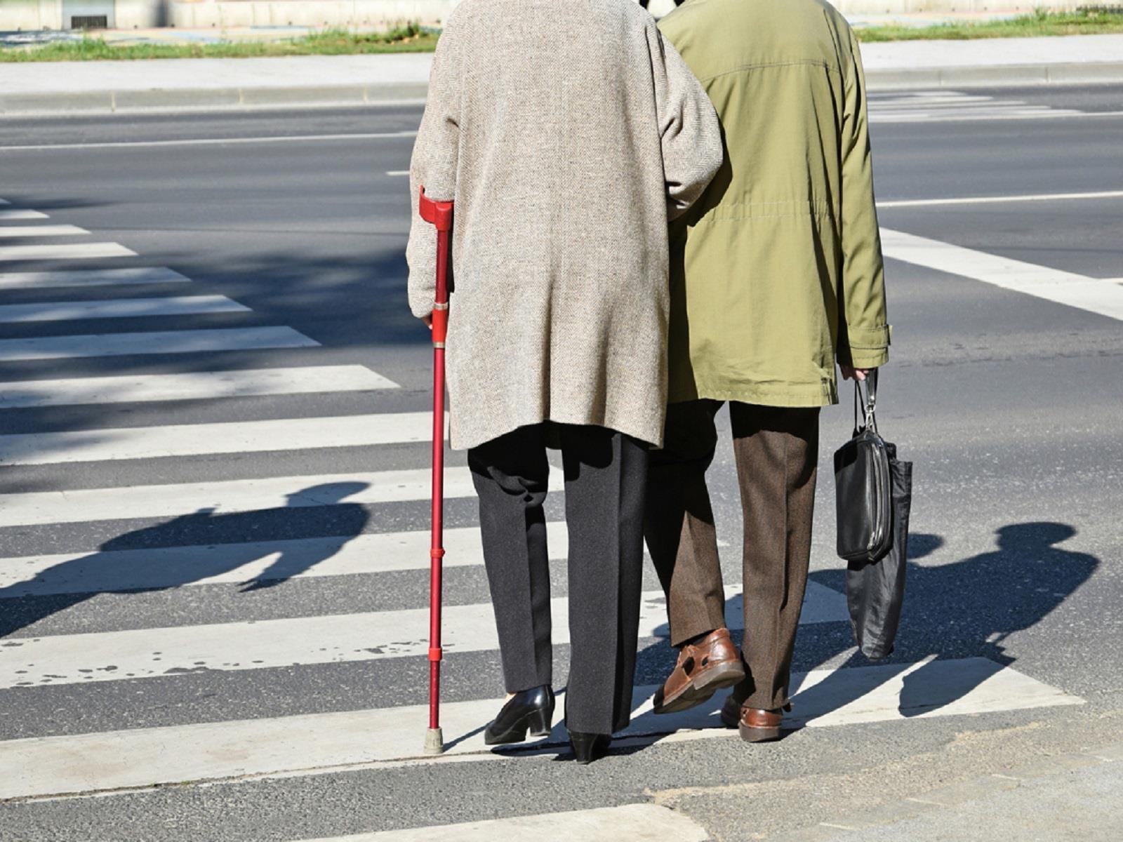 Adultos mayores, el grupo más vulnerable por la inseguridad vial