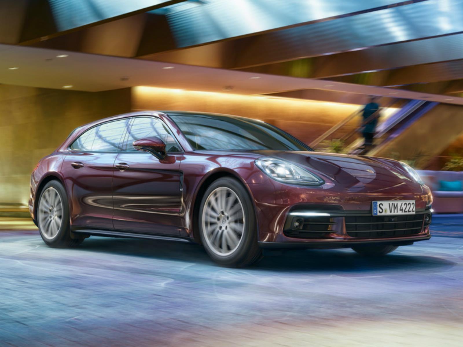 Porsche saca cuentas alegres en el primer semestre de este año