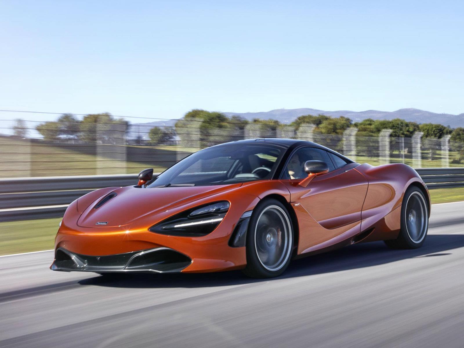 McLaren 720S: la aerodinámica lo es todo