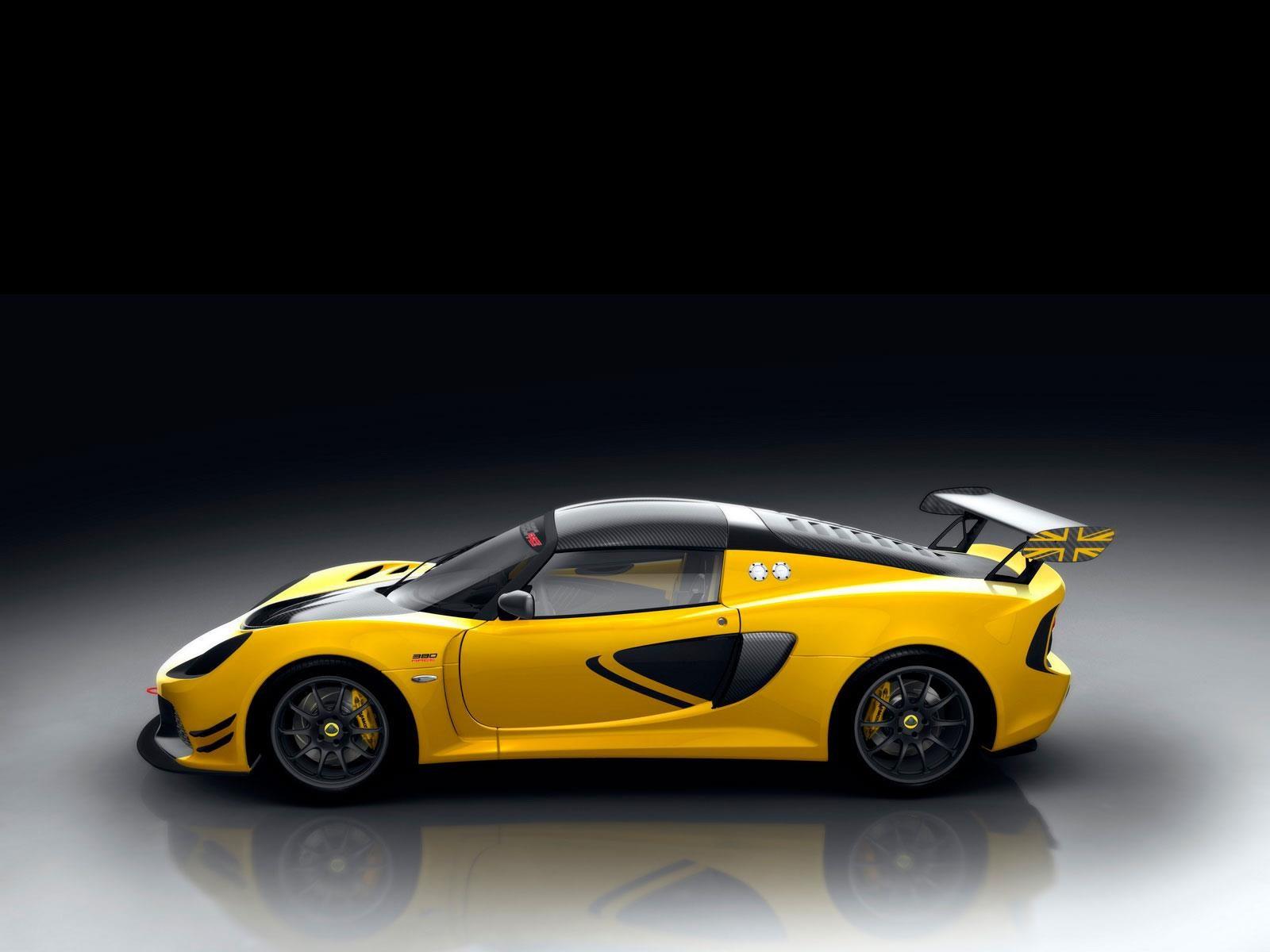 Lotus Exige Race 380, animal de competencia