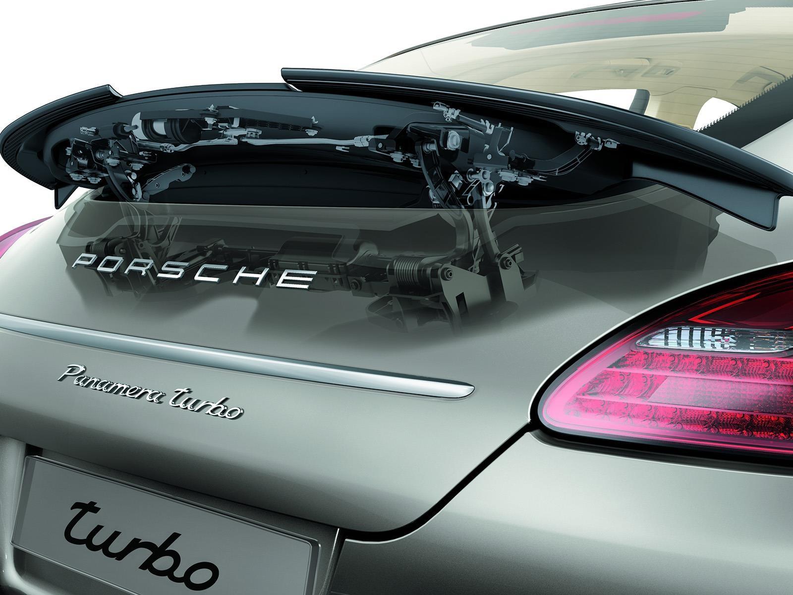 Top 5: Los alerones más llamativos de Porsche