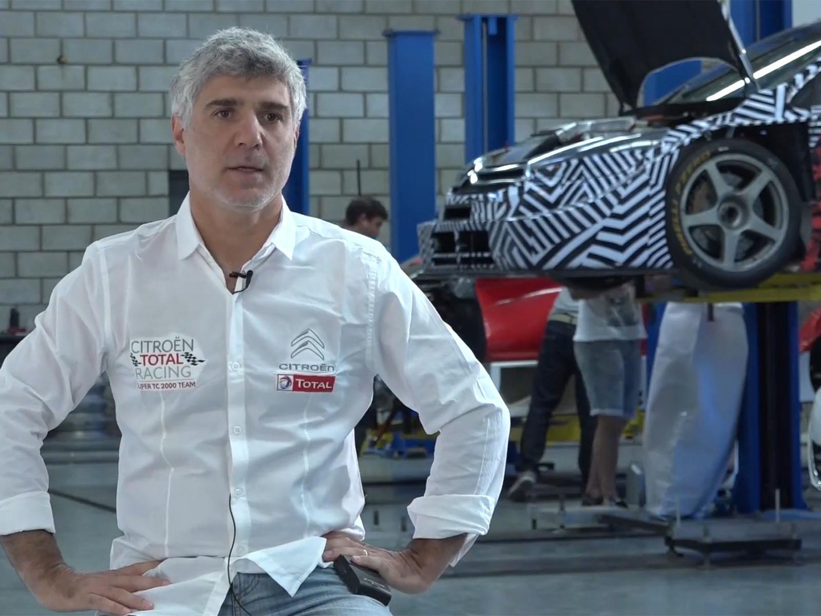 STC2000: Citroën nos muestra cómo construye su auto