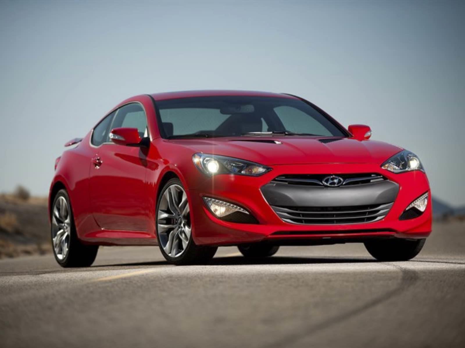 El Hyundai Genesis Coupé dice adiós
