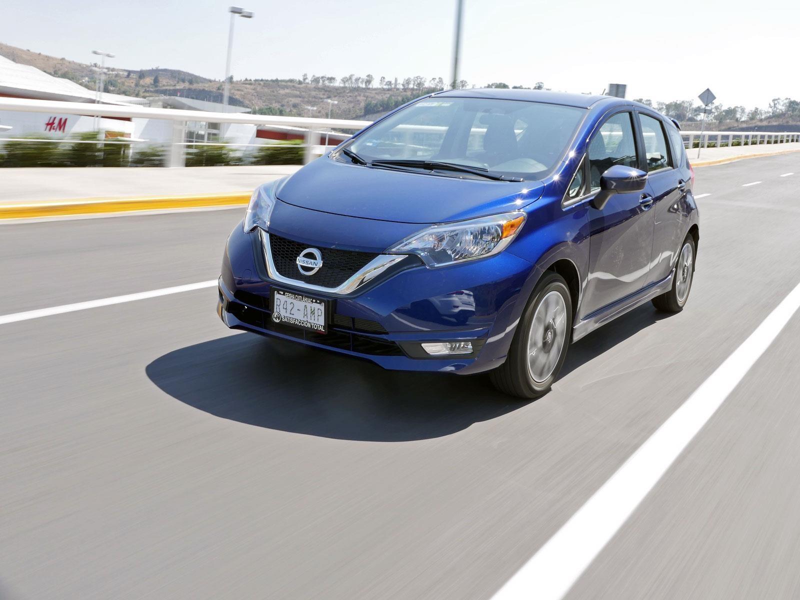 Manejamos el Nissan Note 2017