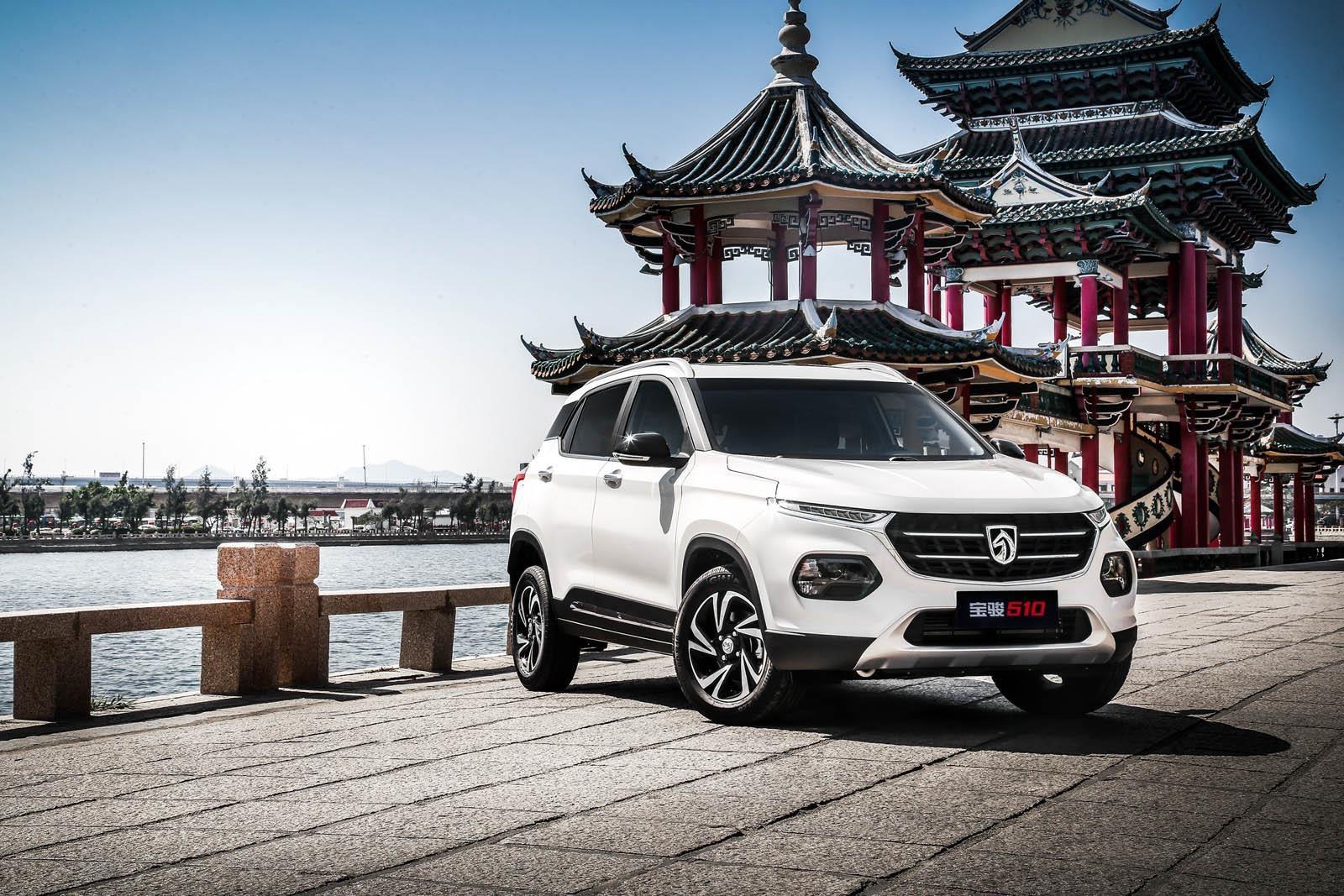 Baojun 510, una SUV de USD 8.000