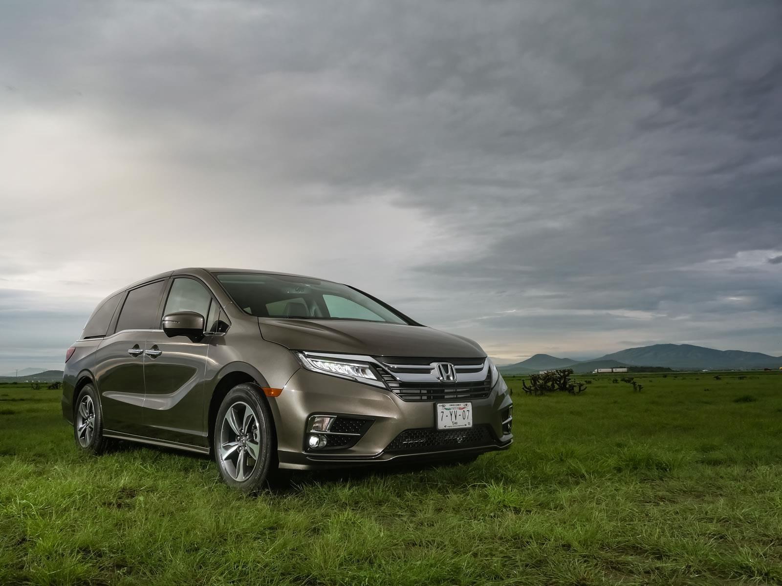 Honda Odyssey 2018 llega a México desde $719,900 pesos