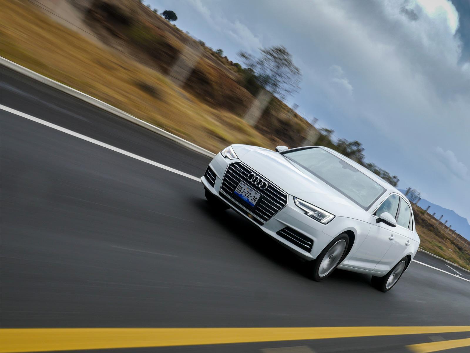 Prueba nuevo Audi A4, la quinta generación
