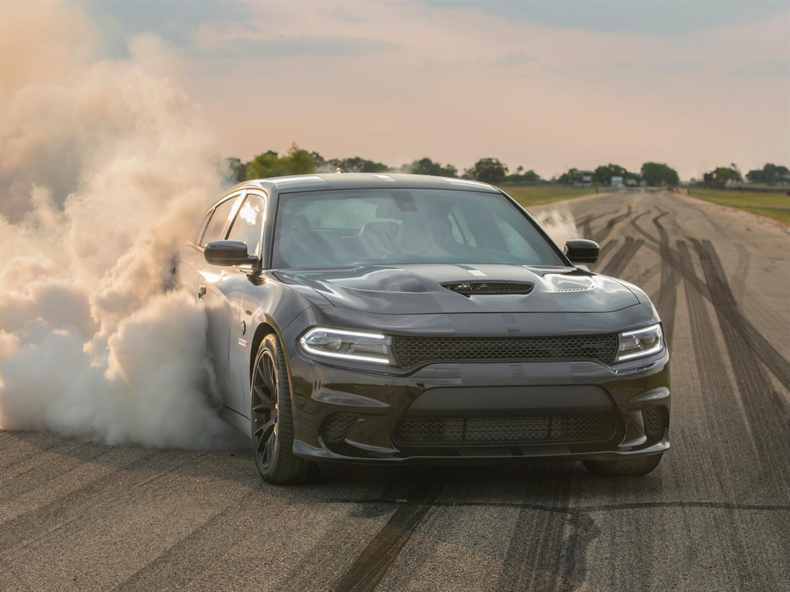 Hennessey Performance tunea al Dodge Charger SRT Hellcat