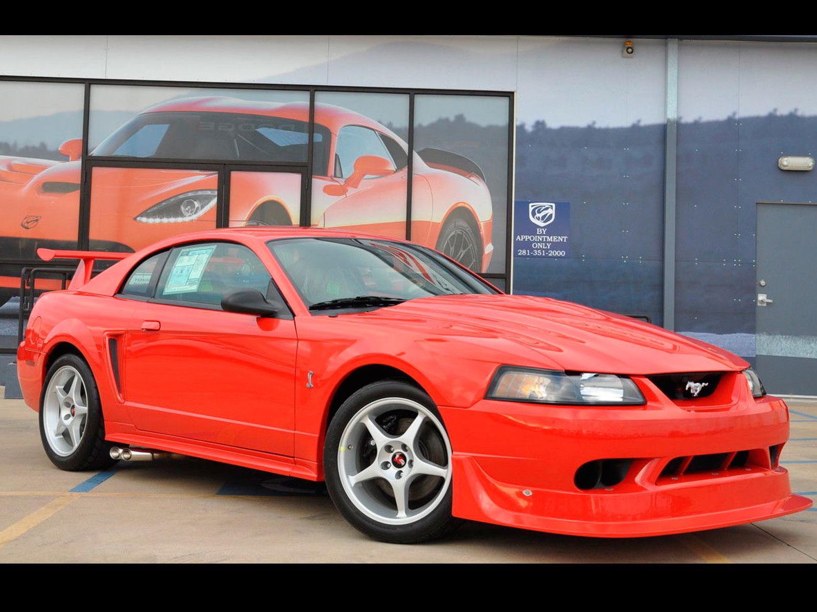 Un poderoso Mustang Cobra R 2000 a subasta