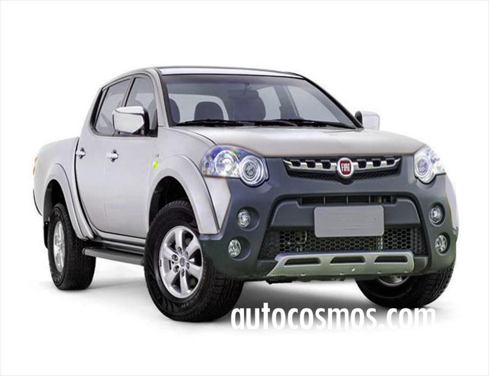 Mitsubishi tienen un pre acuerdo para una Pick-Up - Autocosmos.com